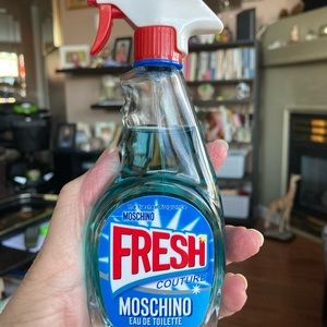 Moschino Fresh Couture 100ml EDT Fragrance. New!
